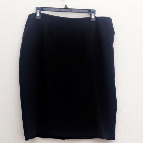 Jones Studio Separates Black Skirt
